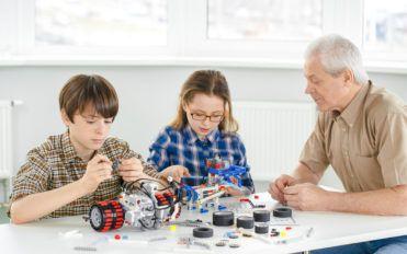 Electronics kids