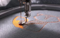 Embroidery: The embellishing art