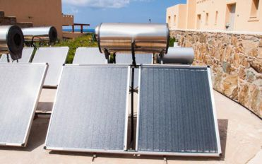 Explore the benefits of solar water heaters