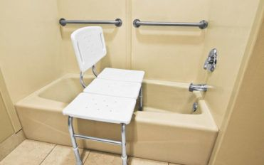 Factors to consider when designing disability bathrooms