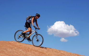 Five reasons why mountain biking rocks