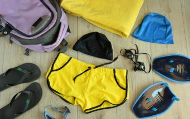 Five things to buy after signing up for a swim class