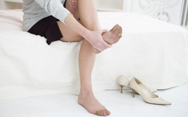 Foot pain – their types and causes