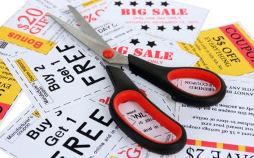 Four popular websites for shopping coupons