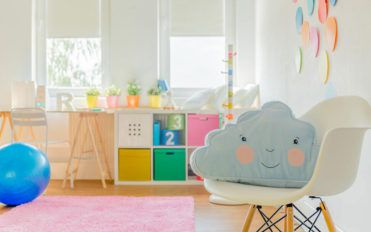 Furniture for different stages in a baby's life