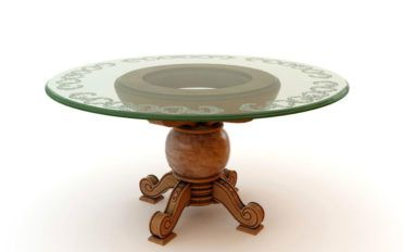 Get the best quality glass furniture items online