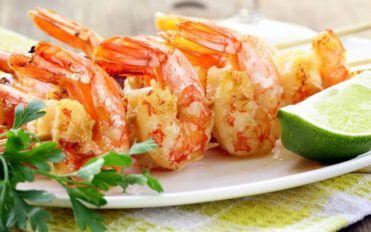 Health benefits of shrimp alfredo