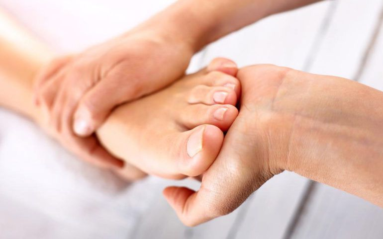 Heel pain – Its causes and symptoms
