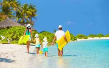 Here's how a family vacation be great for you