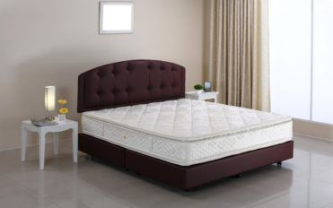 Here's how memory foam and spring mattresses help to sleep well
