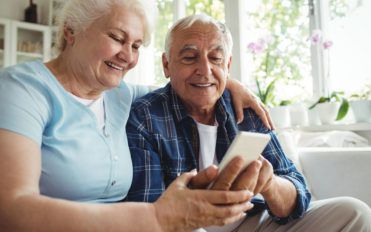 Here's how to get free cell phones for seniors