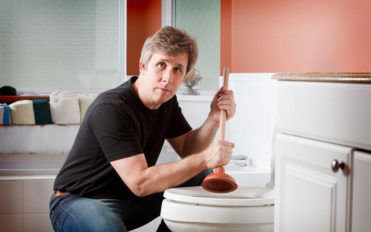 Here's what you should know about clogged toilet repair