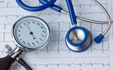 High blood pressure chart and its meaning