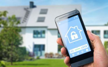 Home Automation: Now control all your home appliances with just the flick of a switch.