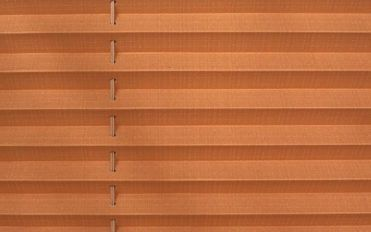 Honeycomb blinds for covering windows and other structures