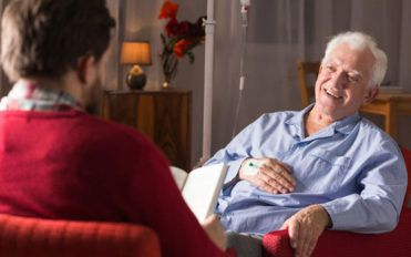How can dementia care help the elderly