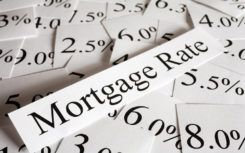 How does economic activity affect the mortgage rates