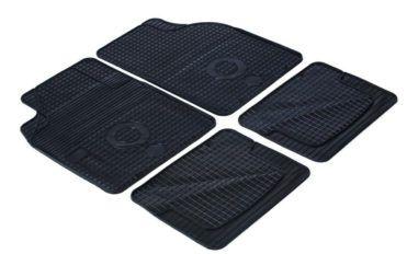 How rubber floor mats help?