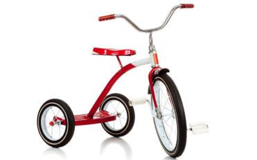 How to choose a 3 wheeled bicycle for toddlers