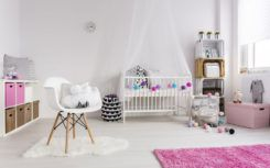 How to choose a crib for a baby