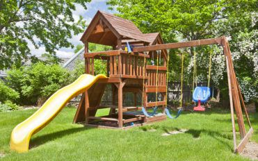 How to choose a playset for your kids