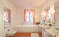 How to choose curtains for bathrooms