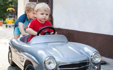 How to choose the right ride-on toy