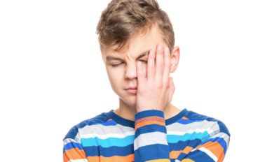 How to deal with migraines in kids