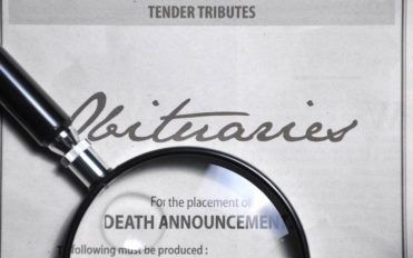 How to get free obituary online