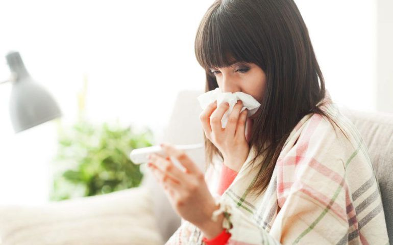 How to get rid of common cold and flu?