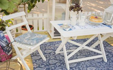 How to keep your outdoor rugs brand new all the time