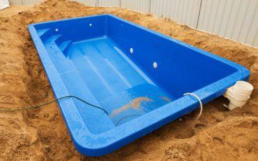 How to maintain fiberglass pools