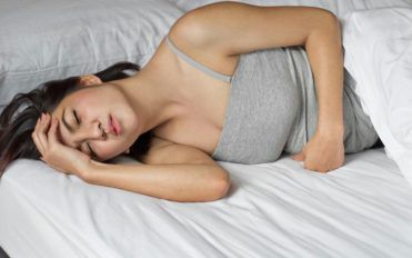 How to stop flatulence when asleep at night