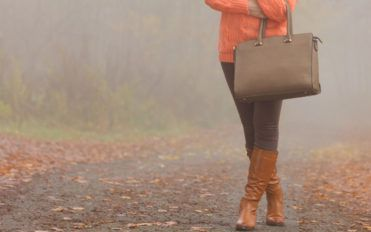 Identifying and purchasing authentic Coach handbags