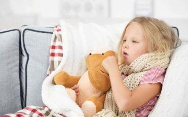 Identifying cough symptoms in kids