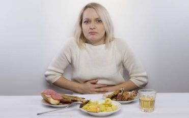 Indigestion and abdominal pain