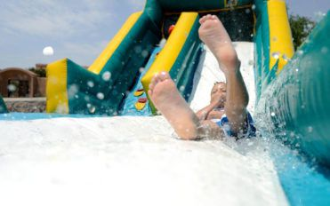 Inflatable water slides – A great way to have fun during summers