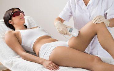 Ingrown hair removal for the bikini area