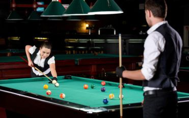 Is cue sport merely a game or really a sport?