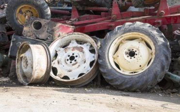 Junkyard parts that can make you good money