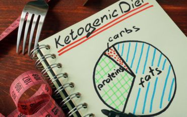 Ketogenic diet for a fatty liver