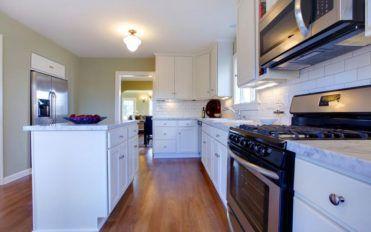 Kitchen island designs for an avant-garde kitchen