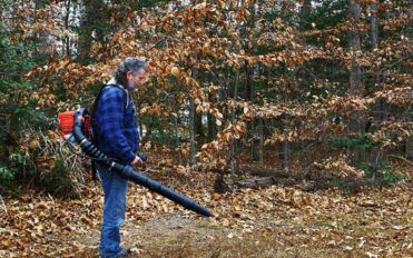 Know about the Types of Leaf Blowers