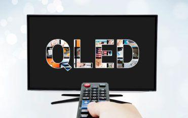 LED, OLED, or QLED