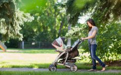 Let your babies go mobile with baby strollers
