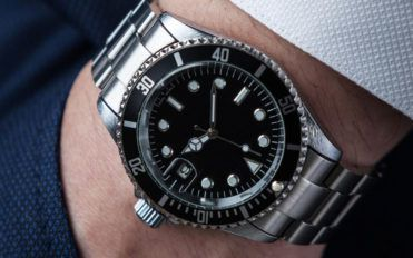 Luxury watches from Europe