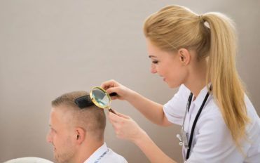 Medical treatment for head lice