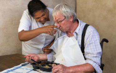 Nations that deserve respect for recognizing and regulating senior caregiving