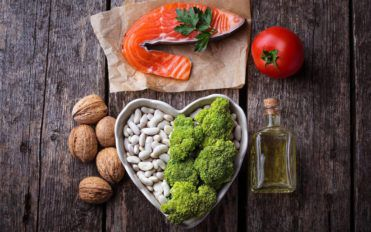 Nutritious and high-calorie foods for the heart