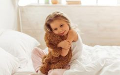Of teddy bears and squishy toys, why your baby loves them